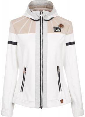 Джемпер женский Sportalm Zuoz, размер 44Джемперы<br>Женский горнолыжный джемпер от sportalm. Дополнительная защита от непогоды в модели предусмотрен капюшон.