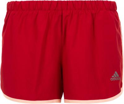 Купить со скидкой Шорты женские Adidas Marathon 20, размер 42-44