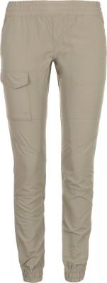 Брюки женские Columbia Silver Ridge Pull On, размер 42Брюки <br>Удобные зауженные брюки из быстросохнущего материала подойдут для походов и активного отдыха.