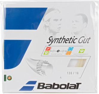 Струна Babolat Synthetic Gut 12M, 130/16