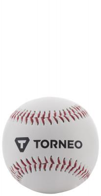 Мяч бейсбольный TorneoМяч для игры в бейсбол с сердцевиной из мягкого дерева. Диаметр: 7, 15 см.<br>Вес, кг: 0,14; Состав: Поливинилхлорид, дерево; Производитель: Torneo; Артикул производителя: S17TAG1000; Срок гарантии: 1 год; Страна производства: Китай; Размер RU: Без размера;