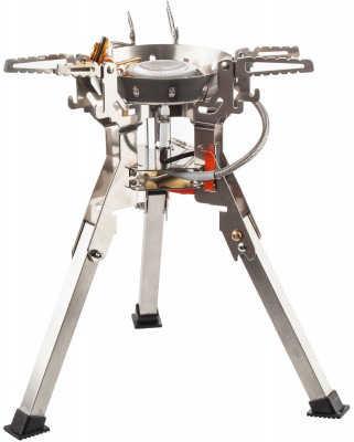 Газовая горелка Fire-Maple FamilyМощная семейная горелка с пьезоподжигом, изготовленная из нержавеющей стали.<br>Размеры (дл х шир х выс), см: 28,6 х 29,2; Вид топлива: Газ; Вид спорта: Кемпинг, Походы; Производитель: Fire-Maple; Артикул производителя: FMS-108N; Страна производства: Китай; Размер RU: Без размера;