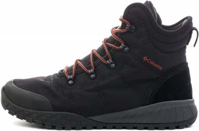 Ботинки утепленные мужские Columbia Fairbanks Omni-Heat, размер 41  (4601101085)