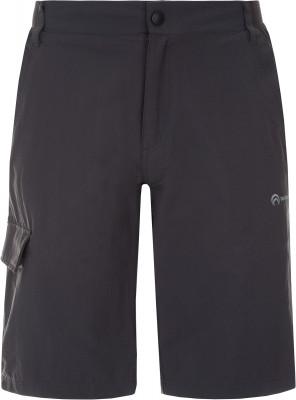 Шорты мужские Outventure, размер 52Шорты<br>Практичные шорты для походов от outventure. Защита от влаги водоотталкивающая обработка ткани add dry water resistant защищает от влаги.