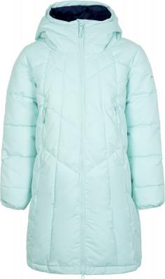 Куртка пуховая для девочек Demix, размер 140