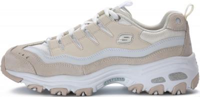 Кроссовки женские Skechers D'Lites-Sure Thing, размер 37,5