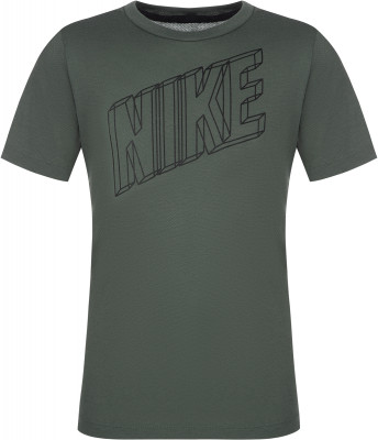 Футболка для мальчиков Nike Breathe, размер 158-170