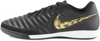 Бутсы мужские Nike Tiempo Legend 7 Academy IC, размер 43,5Бутсы<br>Бутсы для игры в зале и на поле nike tiempo legendx 7 academy (ic) сочетают классический верх из телячьей кожи с подвижным внутренним слоем из сетки и гарантируют максимальн