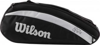 Сумка для 3 ракеток Wilson RF TEAM 3 PACK