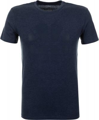Футболка мужская Demix, размер 48Футболки<br>Практичная футболка в спортивном стиле от demix. Натуральные материалы ткань, выполненная из натурального хлопка с небольшим добавлением вискозы, приятна на ощупь.