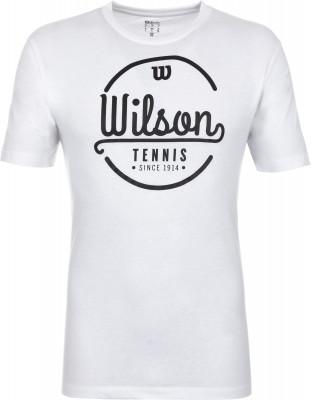 Футболка мужская Wilson Lineage Tech Tee, размер 52-54 фото