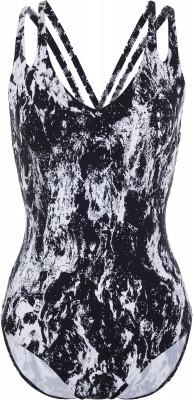 женский купальник speedo, черный