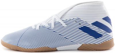 Бутсы для мальчиков Adidas Nemeziz 19.3 In J, размер 35,5