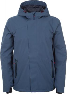 Куртка утепленная мужская IcePeak Victor, размер 56Куртки <br>Утепленная мужская куртка victor от icepeak для походов в холодное время года. Водонепроницаемость технологичный материал a. W. S.