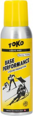 Мазь скольжения TOKO Base Performance Liquid Paraffin Yellow
