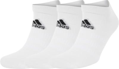 Носки adidas Light Low, 3 пары, размер 37-39