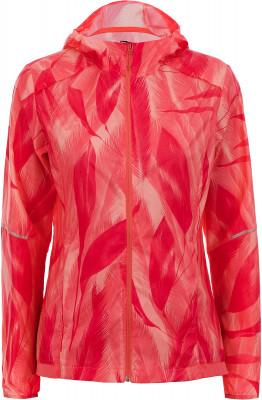 Ветровка женская Salomon Agile Wind, размер 42-44Куртки <br>Ветровка с капюшоном salomon для пробежек в прохладные дни.
