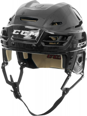 Шлем хоккейный CCM Tacks 110Классический хоккейный шлем tacks 110 полевого игрока. Модель рассчитана на широкий круг любителей хоккея.<br>Пол: Мужской; Возраст: Взрослые; Вид спорта: Хоккей; Уровень подготовки: Эксперт; Материал подкладки: Комбинация пены двойной плотности; Конструкция: Hard shell; Регулировка размера: Да; Тип регулировки размера: С помощью клипс; Материал внешней раковины: Ударопрочный пластик; Материал корпуса: Ударопрочный пластик; Вентиляция: Принудительная; Вес, кг: 0,840; Производитель: CCM; Артикул производителя: 3518020; Срок гарантии: 1 год; Страна производства: Китай; Размер RU: 51-56;