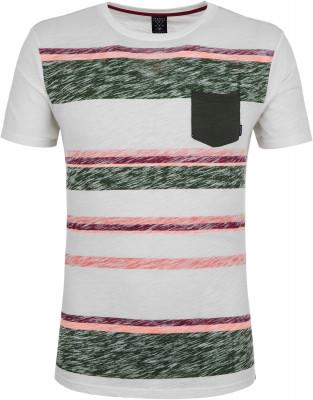Футболка мужская Protest Elroy, размер 48-50Surf Style <br>Принтованная футболка от protest - превосходный выбор для активного отдыха на пляже. Свобода движений прямой крой позволяет двигаться свободно и естественно.