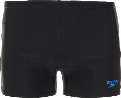 Плавки-шорты мужские Speedo Sports logo Aquashort, размер 50-52Плавки, шорты плавательные<br>Технологичные плавки-шорты speedo - отличный вариант для тренировок в бассейне. Длина бокового шва - 27 см.