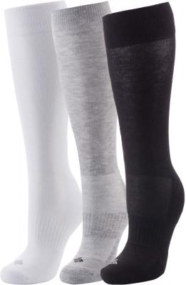 Носки Columbia, 3 парыСпортивные высокие носки columbia выполнены из комбинации высококачественных материалов. Модель отличается высокой износостойкостью.<br>Пол: Мужской; Возраст: Взрослые; Вид спорта: Активный отдых; Плоские швы: Да; Светоотражающие элементы: Нет; Дополнительная вентиляция: Да; Компрессионный эффект: Да; Материалы: 79 % полиэстер, 17 % хлопок, 4 % эластан; Производитель: Columbia Delta; Артикул производителя: RS056MAS2L; Страна производства: Китай; Размер RU: 43-46;