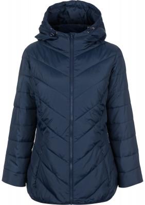 Куртка утепленная женская DemixУтепленная женская куртка от demix в спортивном стиле. Сохранение тепла в куртке использован качественный синтетический утеплитель.<br>Пол: Женский; Возраст: Взрослые; Вид спорта: Спортивный стиль; Наличие чехла: Нет; Возможность упаковки в карман: Нет; Защита от ветра: Да; Вес утеплителя: 180 г/м2; Вес утеплителя на изделие: 280 г; Отверстие для большого пальца в манжете: Нет; Покрой: Прямой; Светоотражающие элементы: Нет; Дополнительная вентиляция: Нет; Проклеенные швы: Нет; Длина куртки: Короткая; Наличие карманов: Да; Капюшон: Не отстегивается; Количество карманов: 2; Артикулируемые локти: Нет; Застежка: Молния; Материал верха: 100 % полиэстер; Материал подкладки: 100 % полиэстер; Материал утеплителя: 100 % полиэстер; Производитель: Demix; Артикул производителя: EJAW06Z4XL; Страна производства: Китай; Размер RU: 50-52;