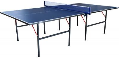 Теннисный стол всепогодный TorneoВсепогодный стол для настольного тенниса с возможностью регулировки уровня и компенсаторами неровности пола. Игровая поверхность покрыта двумя слоями всепогодной краски.<br>Размер в рабочем состоянии (дл. х шир. х выс), см: 274 х 152,5 х 76 см; Вес, кг: 48; Труба: Квадратная; Диаметр трубы: 25 x 25 мм; Материал каркаса: Сталь; Толщина игровой плиты, мм: 4 мм; Антибликовое покрытие: Есть; Игровая поверхность: Алюминий, пластик; Зажимной механизм: Есть; Вид спорта: Настольный теннис; Производитель: Torneo; Артикул производителя: TTI21-02M; Срок гарантии: 2 года; Страна производства: Китай; Размер RU: Без размера;