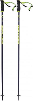 Палки горнолыжные Fischer RC4 SLПалки<br>Профессиональные палки для слалома от fischer. В модели используется древко из высокопрочного алюминия alu 7075 и удобная двухкомпонентная рукоятка speed 2k softgrip.