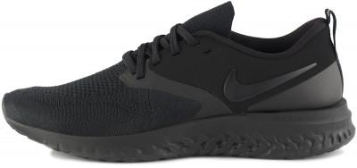 Кроссовки женские Nike Odyssey React 2 Flyknit, размер 35,5Кроссовки <br>Функциональные беговые кроссовки nike odyssey react flyknit 2 - это оптимальное сочетание легкости и поддержки. Модель рассчитана на нейтральную пронацию стопы.