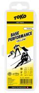 Мазь скольжения TOKO Base Performance yellow 120 г, +10C/-4C