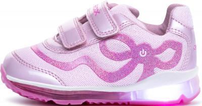 Кроссовки для девочек Geox Todo, размер 26