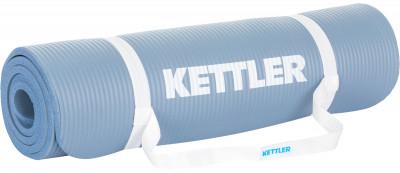 Коврик для фитнеса KettlerУниверсальный коврик подходит для отдыха и различных упражнений.<br>Толщина: 1 см; Размер (Д х Ш), см: 173 x 61; Состав: Искусственная резина; Вид спорта: Фитнес; Производитель: Kettler; Артикул производителя: 7350-255; Страна производства: Китай; Размер RU: Без размера;