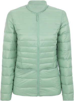 Куртка утепленная женская Outventure, размер 44Куртки <br>Практичная куртка от outventure - прекрасный вариант для поездок и путешествий. Сохранение тепла синтетический утеплитель add warm надежно защищает от холода.