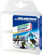 Мазь скольжения твердая для лыж и сноубордов HOLMENKOL Natural Skiwax