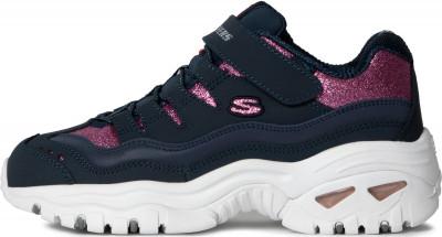 Кроссовки для девочек Skechers Energy Best Pals, размер 36