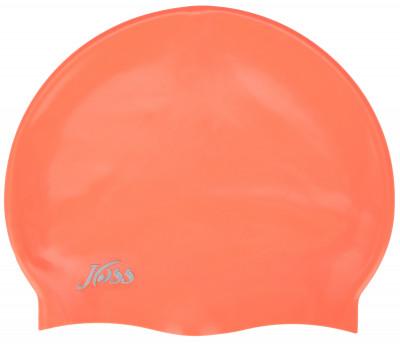 Шапочка для плавания для мальчиков JossШапочка для плавания из высококачественного силикона обладает высокой степенью эластичности, водонепроницаемостью, а также износостойкостью.<br>Пол: Мужской; Возраст: Дети; Вид спорта: Плавание; Назначение: Универсальные; Материалы: 100 % силикон; Производитель: Joss; Артикул производителя: YJ4101510; Страна производства: Китай; Размер RU: Без размера;