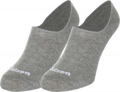 мужские носки wilson, серые