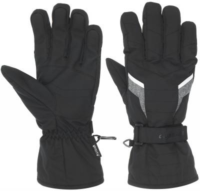 Перчатки мужские Glissade, размер 9,5Аксессуары<br>Мужские горнолыжные перчатки от glissade.