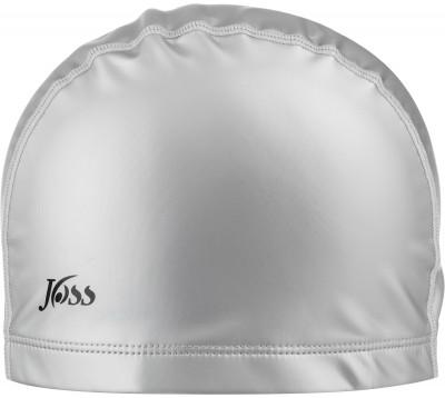 Шапочка для плавания JossПрактичная шапочка для плавания от joss - отличный выбор для похода в бассейн.<br>Пол: Мужской; Возраст: Взрослые; Вид спорта: Плавание; Назначение: Универсальные; Производитель: Joss; Артикул производителя: APC02A7020; Страна производства: Китай; Материалы: 80 % полиэстер, 20 % эластан; покрытие: 100 % полиуретан; Размер RU: Без размера;