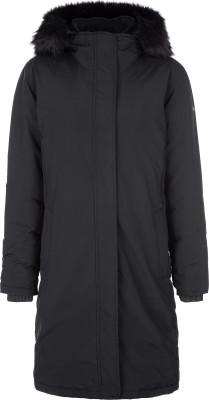Куртка пуховая женская Columbia Hillsdale, размер 50