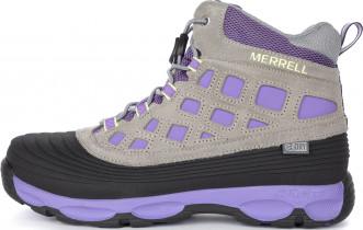 Ботинки утепленные для девочек Merrell M-Thermoshiver 2.0