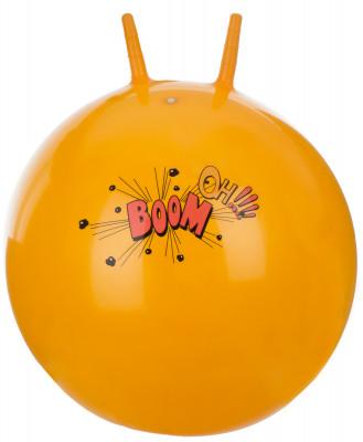 Мяч гимнастический детский TorneoГимнастический мяч предназначен для упражнений сидя, упражнений пресса, спины и просто для игры. Удобные ручки.<br>Максимальный вес пользователя: 75 кг; Состав: 100% поливинилхлорид; Вид спорта: Кардиотренировки, Фитнес; Производитель: Torneo; Артикул производителя: A-300; Срок гарантии: 2 года; Страна производства: Китай; Размер RU: 55 см;