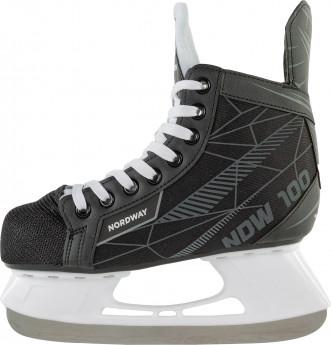Коньки хоккейные детские Nordway NDW100 JR