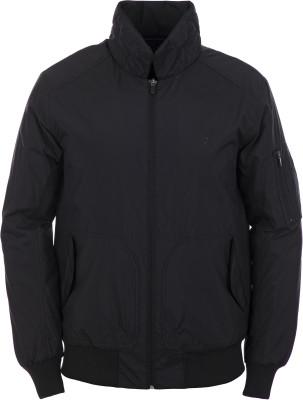Куртка утепленная мужская Kappa, размер 54Куртки <br>Заверши свой образ эффектно, выбрав куртку kappa. Уникальный дизайн оригинальный крой и принт на спине привлекают внимание.