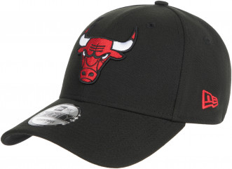 Бейсболка New Era The League Chicago Bulls