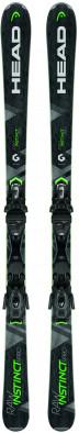 Горные лыжи Head Raw Instinct + PR 11 Brake 85