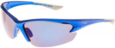 Солнцезащитные очки InvuСпортивные солнцезащитные очки с удобной оправой из легкого пластика и полимерными линзами нового поколения ultra polarized.<br>Цвет линз: Синий зеркальный; Назначение: Бег,велоспорт; Пол: Мужской; Возраст: Взрослые; Вид спорта: Бег, Велоспорт; Ультрафиолетовый фильтр: Да; Поляризационный фильтр: Да; Зеркальное напыление: Есть; Материал линз: Пластик Ультра-поляризационные линзы INVU; Оправа: Пластик; Технологии: Ultra Polarized; Производитель: Invu; Артикул производителя: A2607C; Срок гарантии: 1 месяц; Страна производства: Китай; Размер RU: Без размера;