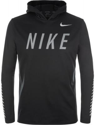 Джемпер мужской Nike MilerМужской джемпер от nike - отличный выбор для любителей бега и активного образа жизни.<br>Пол: Мужской; Возраст: Взрослые; Вид спорта: Бег; Покрой: Прямой; Капюшон: Не отстегивается; Застежка: Отсутствует; Технологии: Nike Dri-FIT; Производитель: Nike; Артикул производителя: 858077-010; Материал верха: 100 % полиэстер; Размер RU: 44-46;