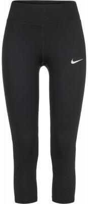 Бриджи женские Nike Power EssentialУдобные и функциональный бриджи nike power essential станут идеальным выбором для бега. Отведение влаги ткань с технологией nike dri-fit для превосходного влагоотвода.<br>Пол: Женский; Возраст: Взрослые; Вид спорта: Бег; Плоские швы: Да; Силуэт брюк: Облегающий; Светоотражающие элементы: Есть; Количество карманов: 1; Технологии: Nike Dri-FIT; Производитель: Nike; Артикул производителя: 831657-011; Страна производства: Вьетнам; Материал верха: 92 % полиэстер, 8 % эластан; Размер RU: 40-42;