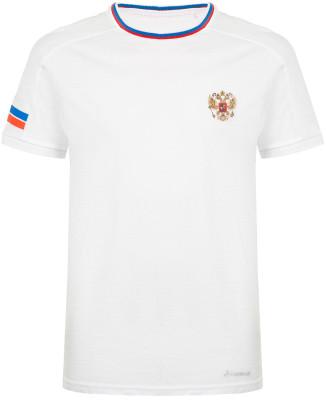 Футболка для девочек Demix Russian Team, размер 134